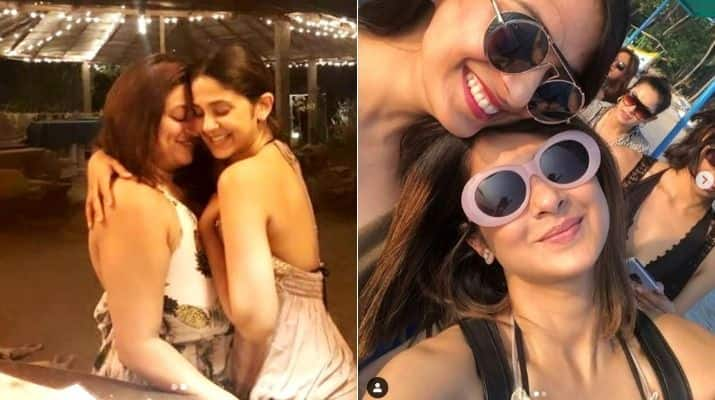 Jennifer Winget's Sensuous And Hot Dance on Lamberghini With Her Friends in Goa is a Must Watch- Check Video