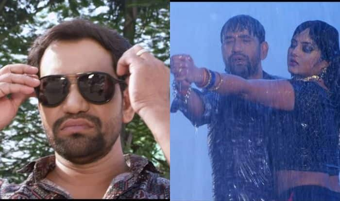 Bhojpuri Actors Dinesh Lal Yadav Aka Nirahua And Anjana Singh Share Hot Chemistry in The Trailer of Saiyaan Ji Dagabaaz, Video Goes Viral