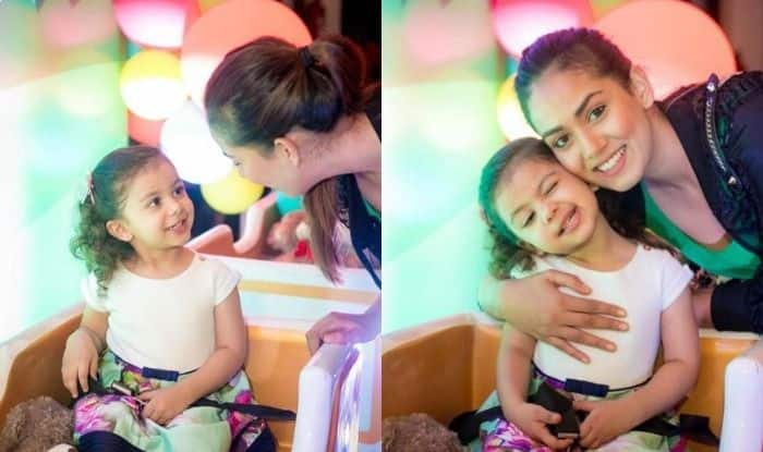 Mira Rajput and Misha Kapoor