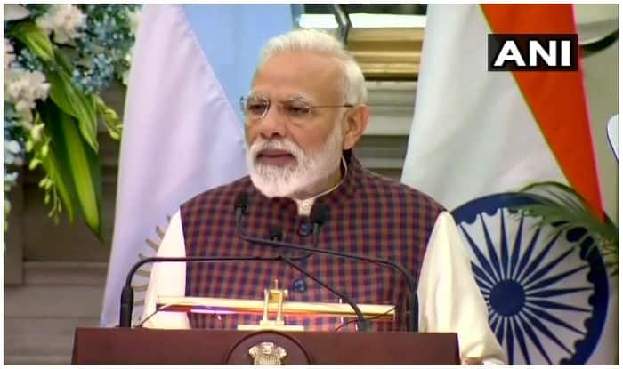Congress is Anti-thesis of Gandhian Culture, Mahatma Gandhi Wanted to Disband it Especially After 1947: PM Narendra Modi