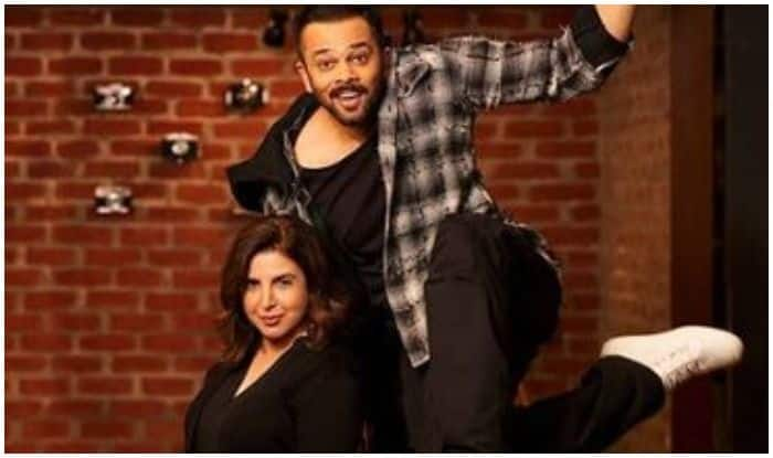 Rohit Shetty Signs Farah Khan to Direct Action-Comedy Drama For His Production House