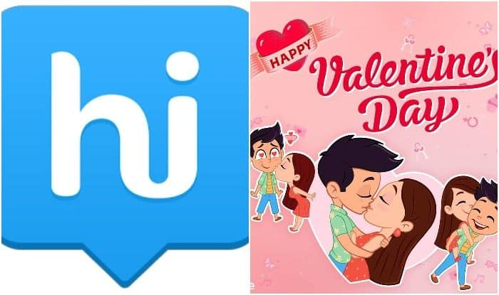 Valentine's Day 2019: Hike Messenger Launches Animated Sticker Packs for Free, Here's How You Can Download Them And up Your Romantic Game