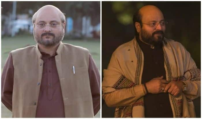 PM Narendra Modi Biopic: Manoj Joshi Joins Cast to Portray Amit Shah, Makers Reveal First Look