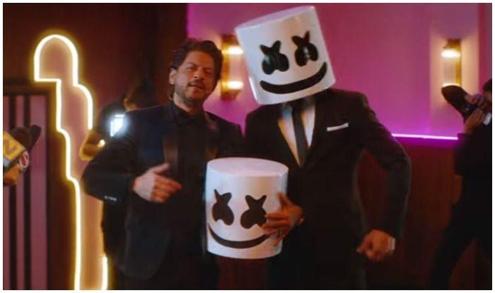 DJ Marshmello's New Music Video 'BIBA' Pays Tribute to Shah Rukh