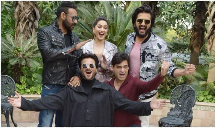Total Dhamaal Twitter Review: Ajay Devgn-Madhuri Dixit-Anil Kapoor's Comedy Flick Turns Out to be 'Total Paisawasool' Entertainer, Fans Tweet Reaction