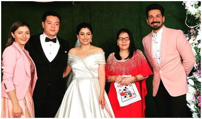 Benaf Dadachandji of Baa Bahoo Aur Baby Fame Enjoys Hushed Wedding Bliss, Rubina Dilaik-Srishty Rode Share Pics