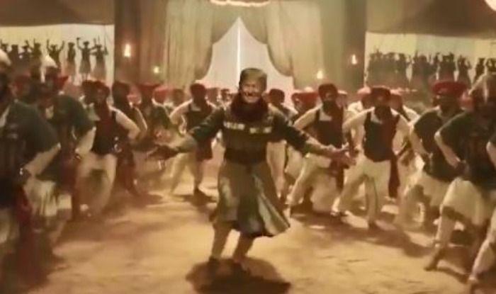 Viral dance video of Trump