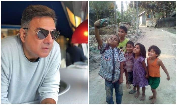 Boman Irani's #InstaPic Features Kids Taking Selfie With Slipper, Breaks Internet With Their 'Happy' Naivety