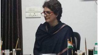 लखनऊ में प्रियंका गांधीः बिना खाए कार्यकर्ताओं संग दोपहर 2 बजे से सुबह 5 बजे तक चली मैराथन मीटिंग