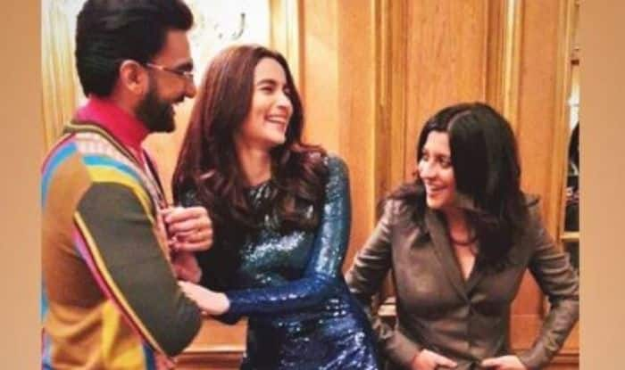 Gully Boy: Ranveer Singh, Alia Bhatt And Zoya Akhtar Have a Ball at The Berlin Film Festival, See Pictures