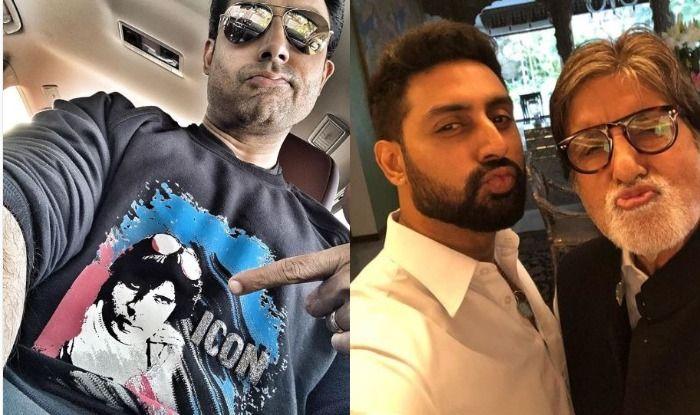 Amitabh Bachchan tweets Abhishek Bachchan's old letter