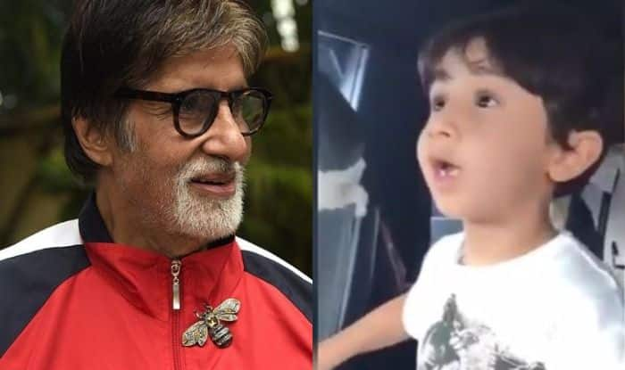 Amitabh Bachchan Thinks This Kid is Not Real, Shares a Video