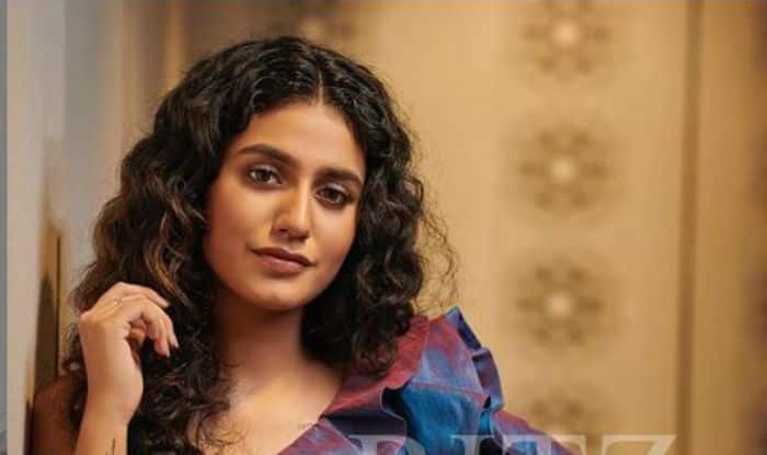 Priya Prakash Varrier's Sexy Magazine Shoot in Hot Dress is What You Can't Miss, See Here