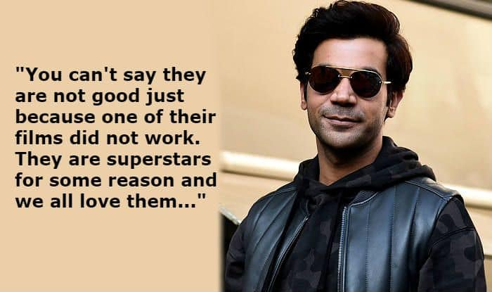 Rajkummar Rao Talks About 'End of The Khan Era', Says That Kind of Superstardom Will Never Come Back