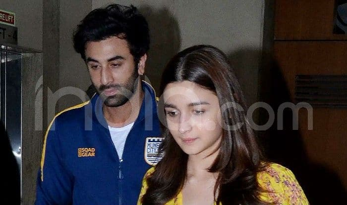 Alia Bhatt Clears The Air About Her Alleged Fight With Ranbir Kapoor on Valentine's Day