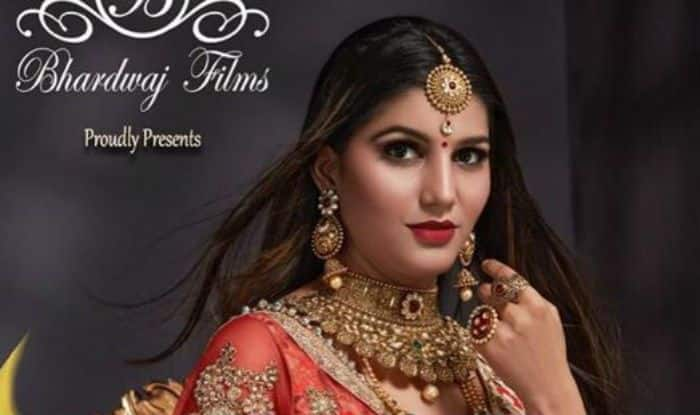 Haryanvi Hot Dancer And Singer Sapna Choudhary Poses Once Again in Bridal Avatar, Looks Breathtaking in Picture