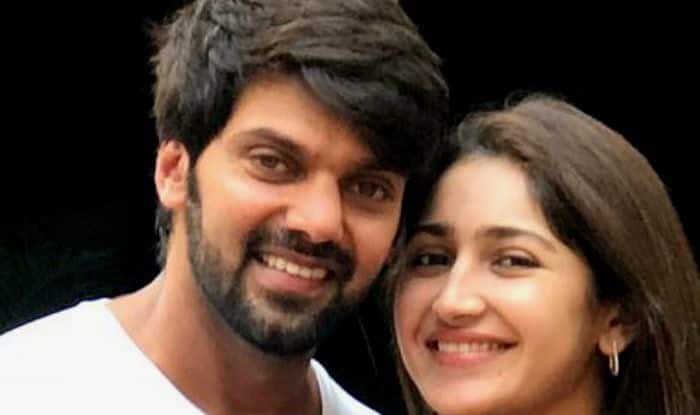 Dilip Kumar's Niece Sayyeshaa Announces Wedding With Arya in This Beautiful Post, Celebs' Wishes Pour in