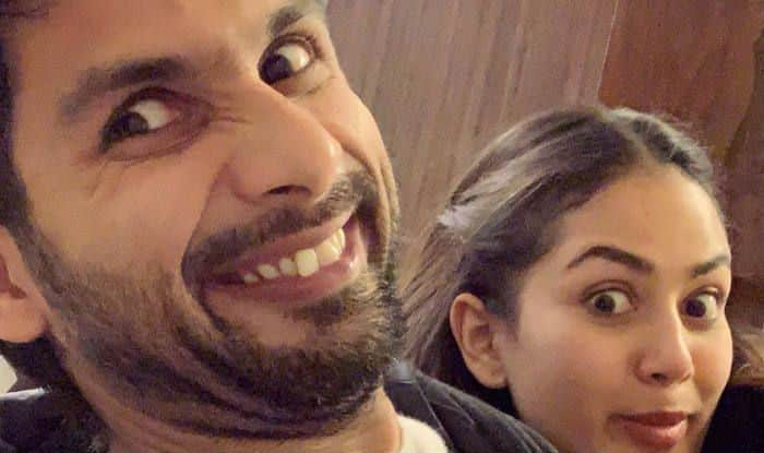 Shahid Kapoor-Mira Kapoor Celebrate Actor's 38th Birthday by Making Funny Faces – See Latest Photos