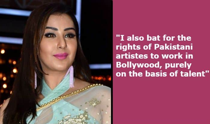 Shilpa Shinde Receives Rape And Death Threats For Supporting Navjot Singh Sidhu Over His Pulwama Attack-Statement