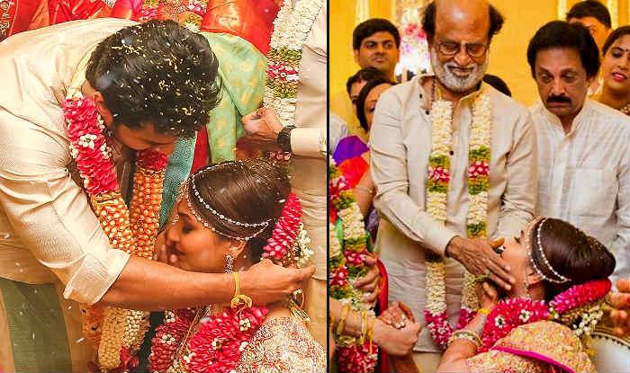 Soundarya Rajinikanth Shares Beautiful Inside Pictures From Wedding-See Pics