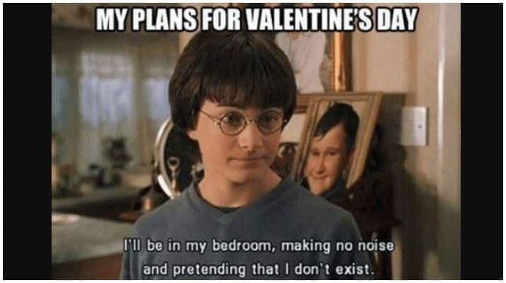 Valentine's Day 2019: Take a Look at These Hilarious Memes That Are Perfect For Single People