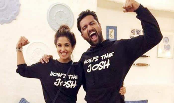 Uri Actor Vicky Kaushal Reveals His Plan For Valentine's Day, Confirms Dating Harleen Sethi