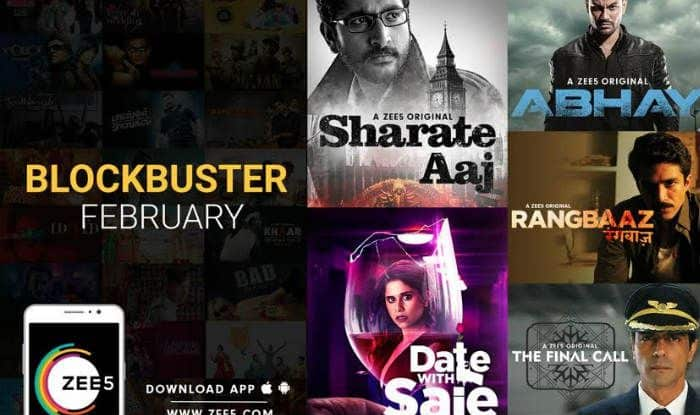 ZEE 5 Announces Blockbuster February; Unveils a Lineup of Star-Studded Originals For Its Global Audiences