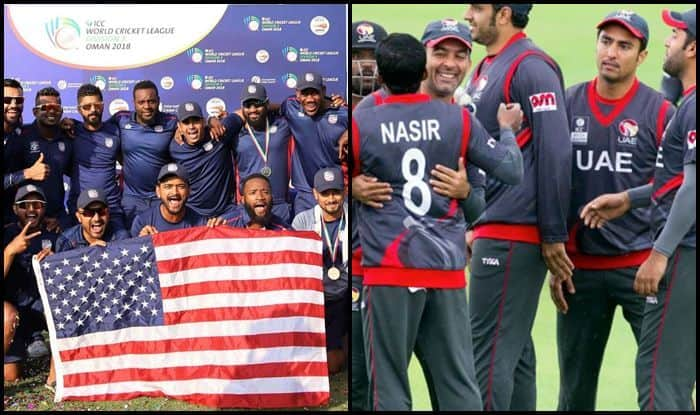 United Arab Emirates vs United States of America, 1st T20I Free
