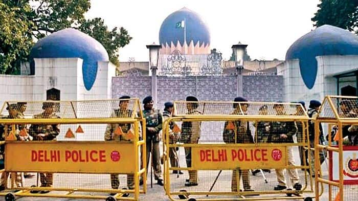 Delhi Police Stops, Questions Guests Attending Pakistan National Day Event at High Commission, Ask 'Why Attend After Government Boycott'