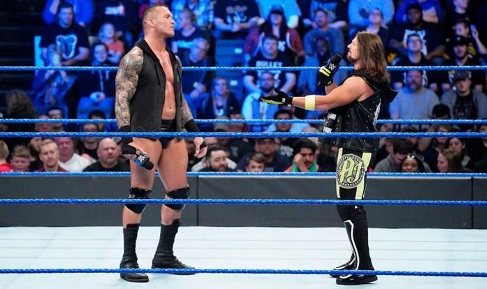 AJ Styles vs Randy Orton_picture credits-WWE