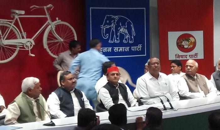 Samajwadi Party chief Akhilesh Yadav