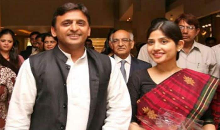 Dimple Yadav Defends Azam Khan's Sexist Remark Against BJP's Jaya Prada, Calls it 'Chhoti si Baat'