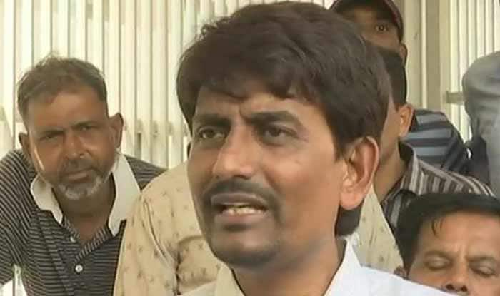 OBC Leader Alpesh Thakor Likely to Join BJP, Meets Gujarat Deputy CM Nitin Patel
