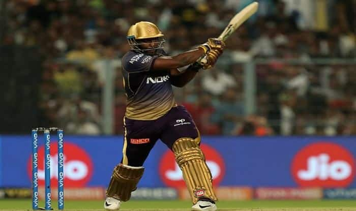 IPL 2019 Match 6 Report: Andre Russell Stars as Kolkata Knight Riders Blank Kings XI Punjab by 28 Runs at Eden Gardens to Maintain Unbeaten Run