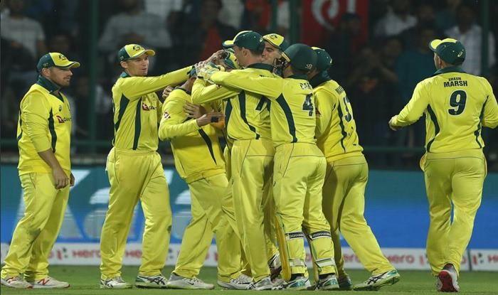 Australian Cricket Team Seal Series vs India 3-2