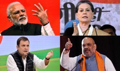 PM Narendra Modi, Congress President Rahul Gandhi to Hold Campaigns in Tripura For Lok Sabha Polls