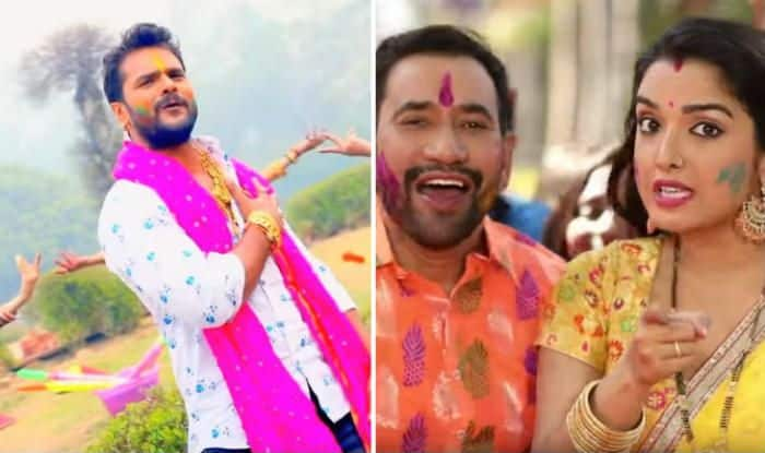 Bhojpuri Holi songs 2019