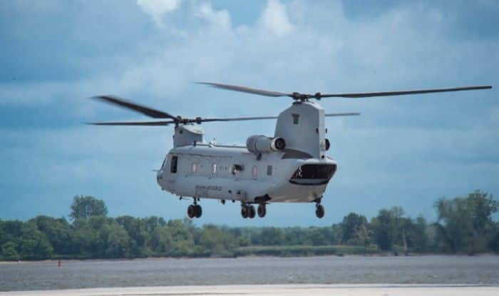 Indian Air Force Inducts Four Chinook Helicopters, BS Dhanoa Calls it a 'National Asset'