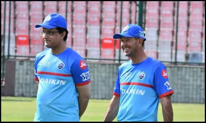 Ganguly and Ponting_Picture credits-Delhi Capitals