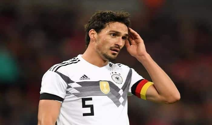 Germany football team's Hummels_picture credits-twitter