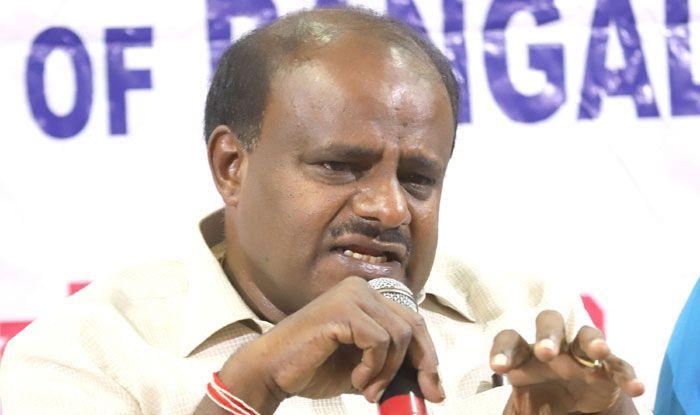 Karnataka Chief Minister HD Kumaraswamy