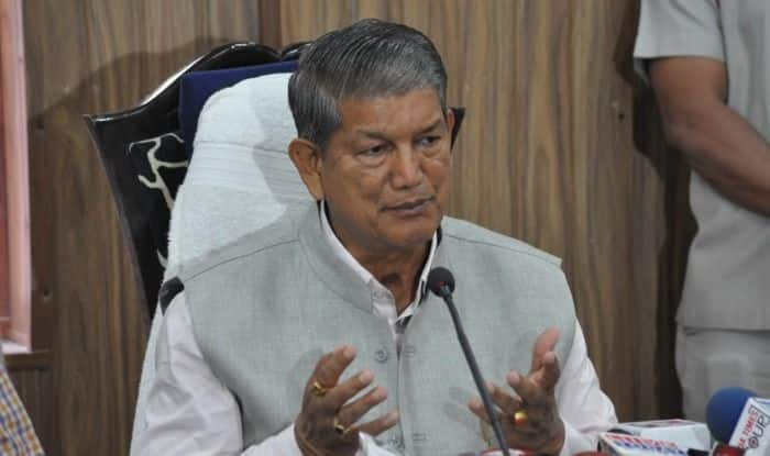 Congress leader Harish Rawat