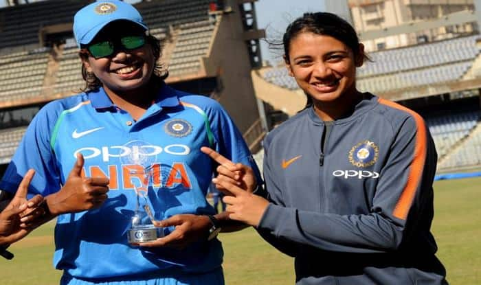 Smriti Mandhana, Jhulan Goswami Continue to Lead Respective Spots in ICC Women's ODI Player Rankings