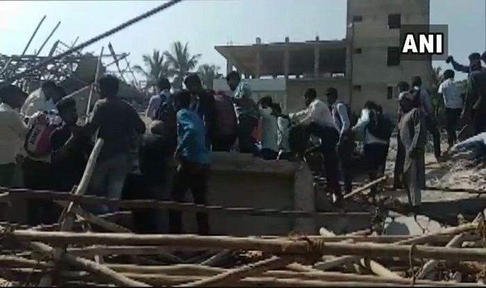 Karnataka Building Collapse