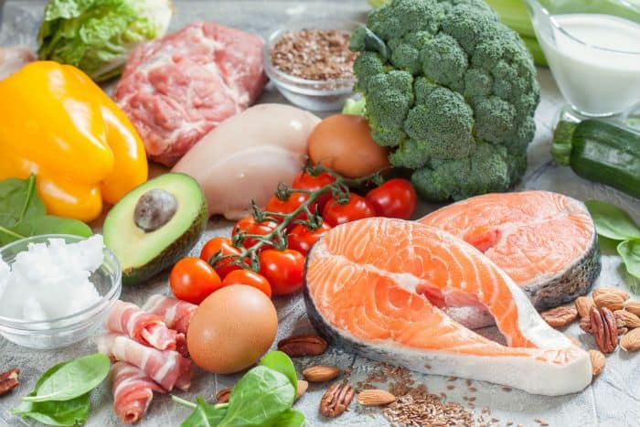 Keto-diet health benefits