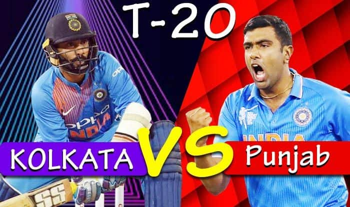Latest Cricket Score And Updates, IPL 2019 Kolkata vs Punjab Match 6: After Mankading Controversy, Focus Shifts Back on Cricket as Punjab Take on Kolkata at Eden Gardens