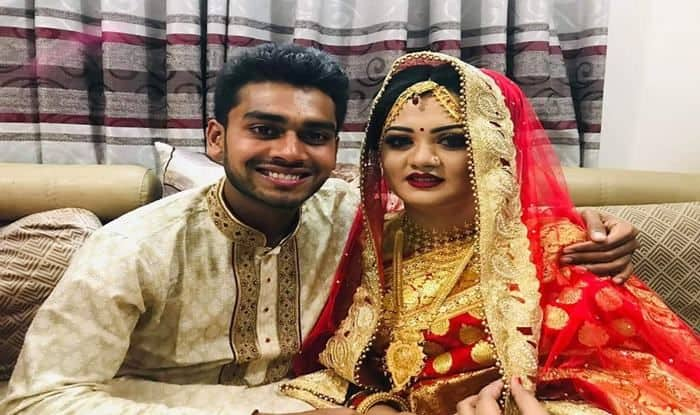 Bangladesh Cricketer Mehidy Hasan Miraz Ties Knot After Surviving New Zealand Terror Attacks