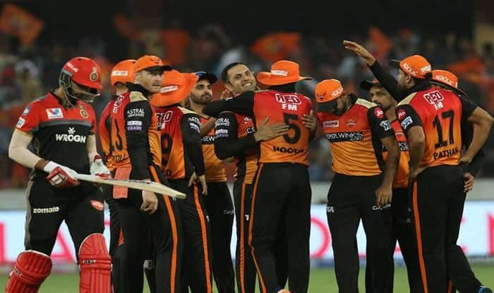 IPL 2019 Match 11: Warner, Bairstow, Nabi Star as Sunrisers Hyderabad Thump Royal Challengers Bangalore by 118 Runs