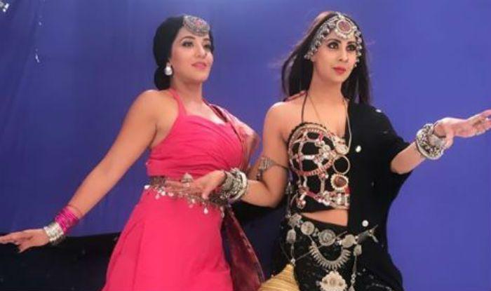 Monalisa and Sangita Ghosh