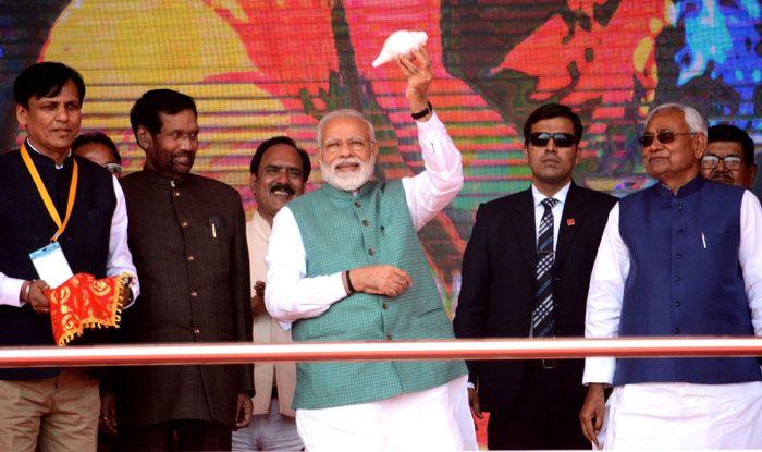 NDA in Bihar